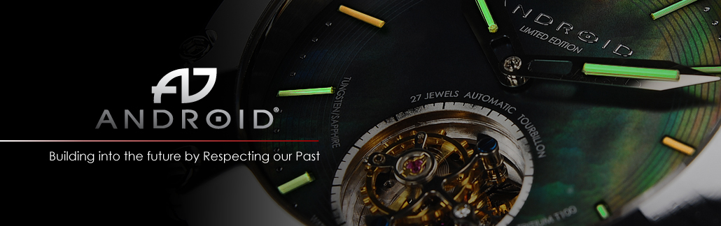ANDROID Banner for Total Watch Reviews
