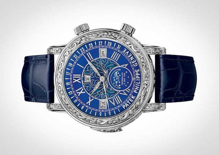 patek philippe exceptional sky moon tourbillon double faced replica watch сила ароматов Выбираем
