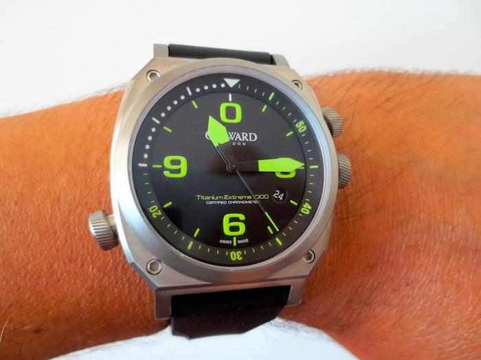 Christopher Ward C11 anium Extreme 1000 | Total Design Reviews