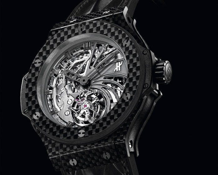Minute Repeater Carbon